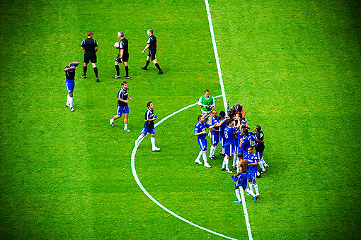 Chelsea Community Shield Winners 2009