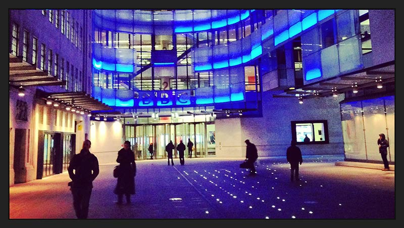 BBC Connected Studios